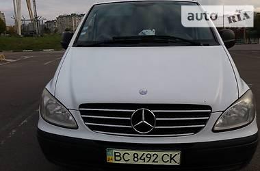 Mercedes-Benz Vito груз. 109 2007