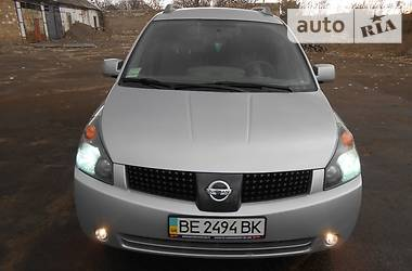Nissan Quest 3.5 V6 2006