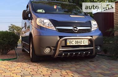 Opel Vivaro пасс. 2011
