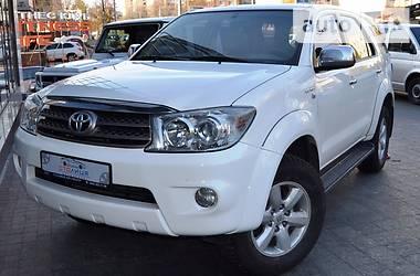Toyota Fortuner 2.7 2011