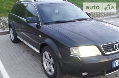 Audi A6 Allroad 2.7 Turbo 2003
