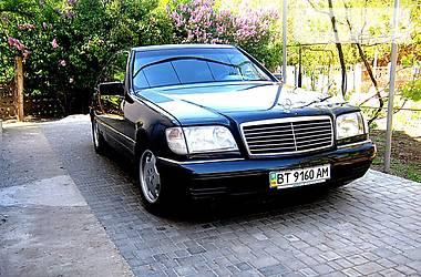 Mercedes-Benz S 350 1995