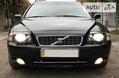 Volvo S80 2.5 turbo 2005