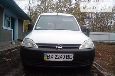 Opel Combo груз. 2005