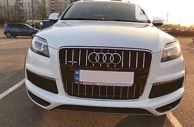 Audi Q7 3.0 TDI quattro 2014