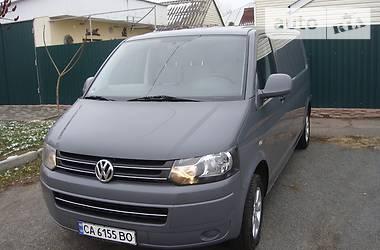 Volkswagen T5 (Transporter) груз 2011