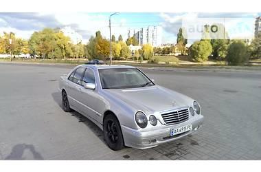 Mercedes-Benz E-Class e430 4matik 2000
