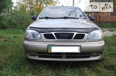 Daewoo Lanos 1.6 SX 2008