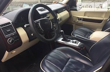 Land Rover Range Rover 2008