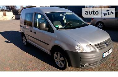 Volkswagen Caddy пасс. 2.0 Ecofuel 2008