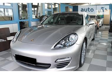 Porsche Panamera 3.0 Diesel 2012