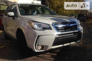 Subaru Forester FULL 2017