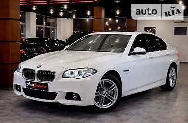 BMW 525 M-paket Xdrive 2016