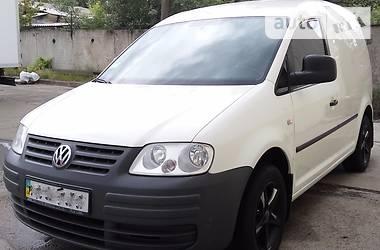 Volkswagen Caddy груз. 1.6 i 2008