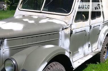 ГАЗ 69 А 1969
