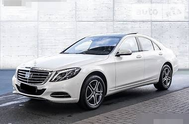 Mercedes-Benz S 350 CDI 4matic 2015