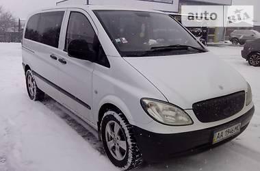 Mercedes-Benz Vito пасс. 115 2008