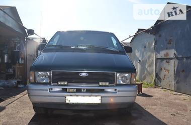 Ford Aerostar XL 1993
