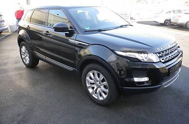 Land Rover Range Rover Evoque 2.2 TD4 4WD 2014
