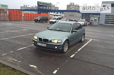 BMW 320 Е 46 2003