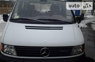 Mercedes-Benz Vito груз. vito 110 tdi 1998