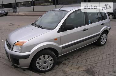 Ford Fusion 1.4 TDCi 2010
