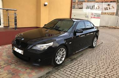 BMW 520 M-Pack Restyle 177hp 2008