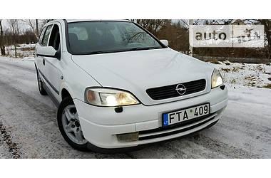 Opel Astra F  2002