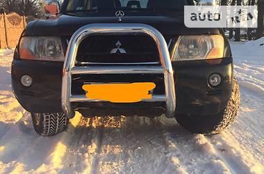Mitsubishi Pajero Wagon 2003
