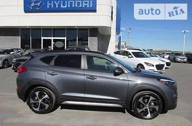 Hyundai Tucson 1.6Turbo Top Navi 2017