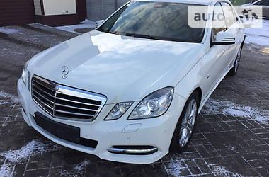 Mercedes-Benz E-Class Avantgarde 2.2CDI 2011