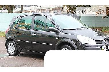 Renault Scenic bussines line 2008