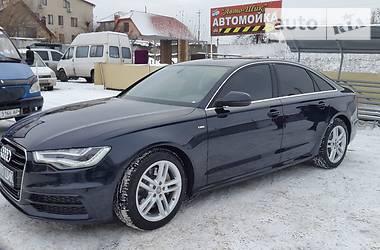 Audi A6 3.0 TDI Quatro 2014