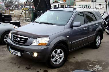 Kia Sorento 2.5 CRDI 2008