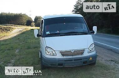 ГАЗ 2217 Соболь 2008