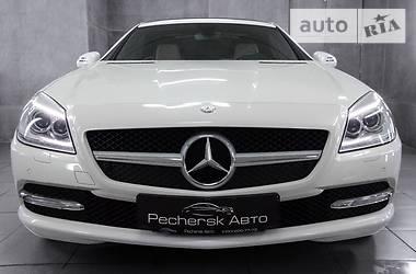 Mercedes-Benz SLK 200 Kompressor 2012