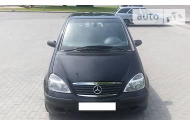 Mercedes-Benz A 140  2001