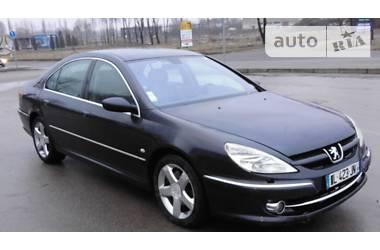 Peugeot 607 2.7 HDi 2005