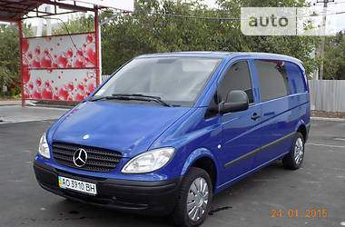 Mercedes-Benz Vito груз. 2007