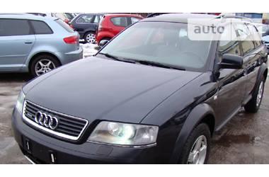 Audi A6 Allroad 2.5 TDI V6 ALLROUD 2003