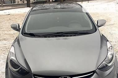 Hyundai Elantra 1.8i 2012