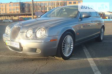 Jaguar S-Type 2007