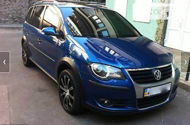 Volkswagen Touran Cross touran 2008