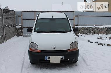 Renault Kangoo груз. 2001