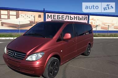 Mercedes-Benz Vito пасс. 111 CDI Long 2008
