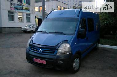 Renault Master пасс. 2005