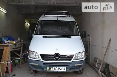 Mercedes-Benz Sprinter 311 груз. maxi 2006