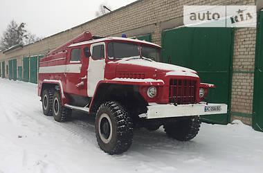 Урал Урал пожежна 2008