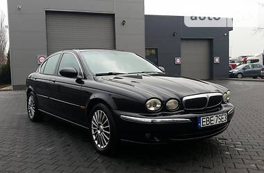Jaguar X-Type 2.1 V6 2002