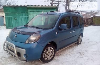 Renault Kangoo пасс. 2012